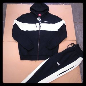 NWT Authentic Nike Tracksuits